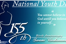 Celebrating National Youth Day