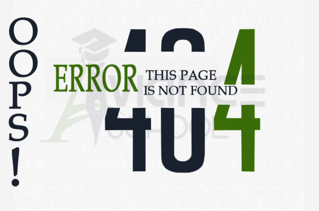 Why 404 page is important ?