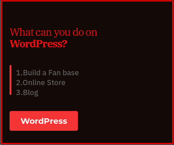 What can you do on WordPress.com?