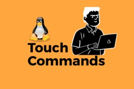 Top 10 useful Touch command on Linux