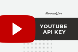 How To Create a YouTube API Key?