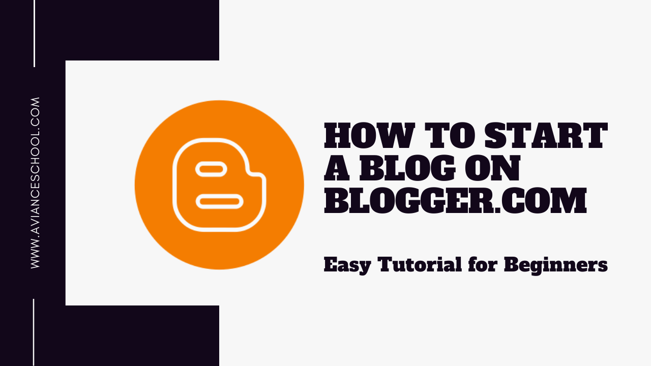 How to create and manage your own blog with Blogger.com