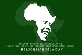 Nelson Mandela International Day 2020